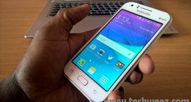The Samsung Galaxy J1