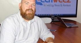 CEO of BRCK, Eric Hersman