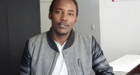 Cyprian Kabia, Lead Developer for Mobile Life Kenya