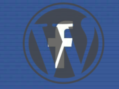 Facebook wordpress plugin graphic