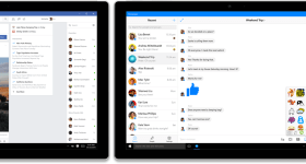 New Facebook apps for Windows 10