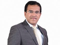 Sateesh Kamath, Safaricom Chief Financial Officer