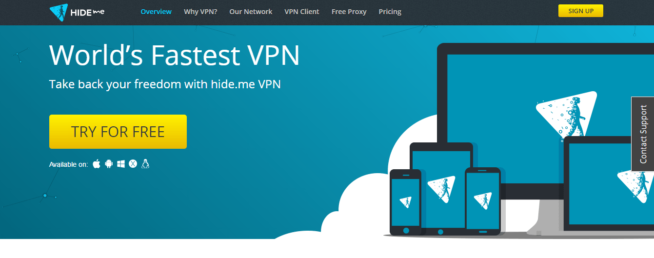 Top 5 free vpn for windows