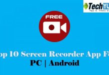 Top 10 Screen recorder