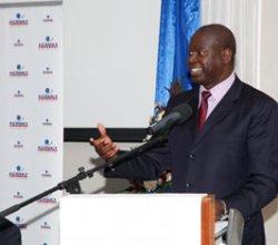 Econet Wireless Zimbabwe Chief Executive, Douglas Mboweni