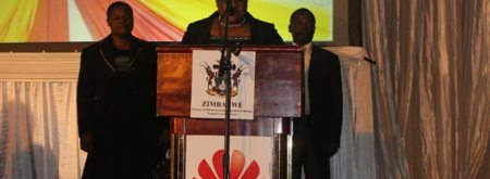 Vice President of Zimbabwe Hon. J.T. Mujuru