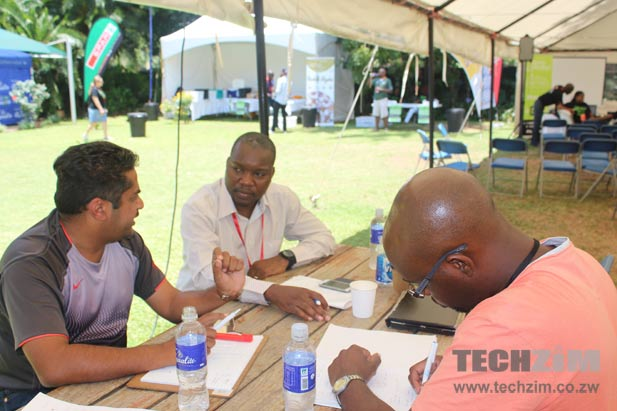 Getsi.co at Startup Weekend Harare