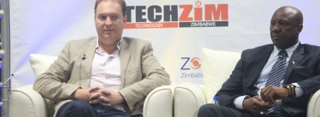 ZOL Executives D. Behr and D. Marandure
