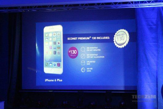 The Apple iPhone Plus