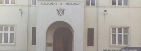 Parliament Of Zimbabwe Building
