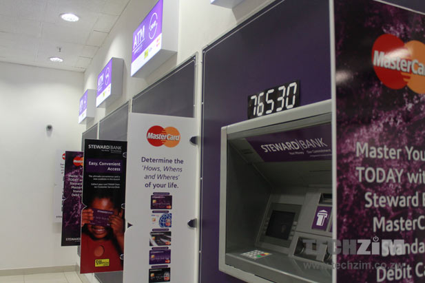 Steward Bank & MasterCard