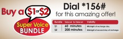 telecel super voice bundles