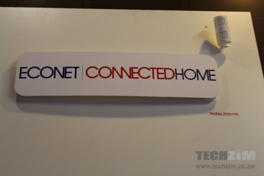 Sensor - ConnectedHome