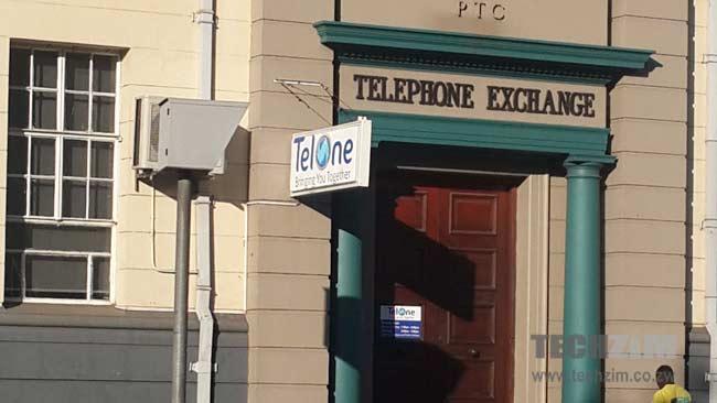 TelOne, Zim telecoms