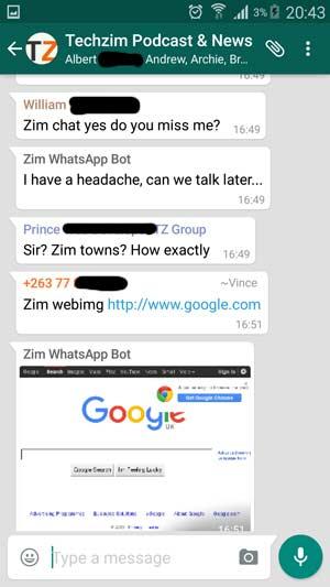 Zimbot-Chat