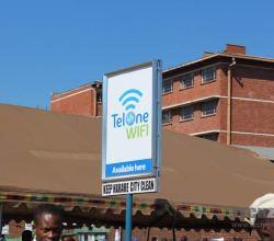 Copa Cabana Harare, Public WiFi, TelOne Zimbabwe, Broadband Services ZImbabwe, African Internet