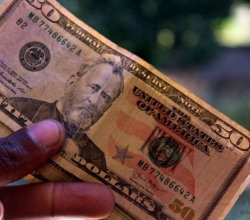 Cash Crisis in Zimbabwe, US Dollars, Hard Currency