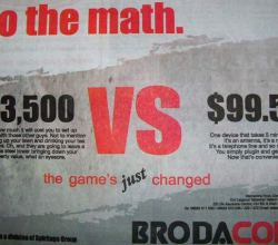 Brodacom Advert 28 Nov 2011