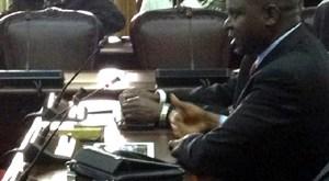 Econet CEO, Douglas Mboweni