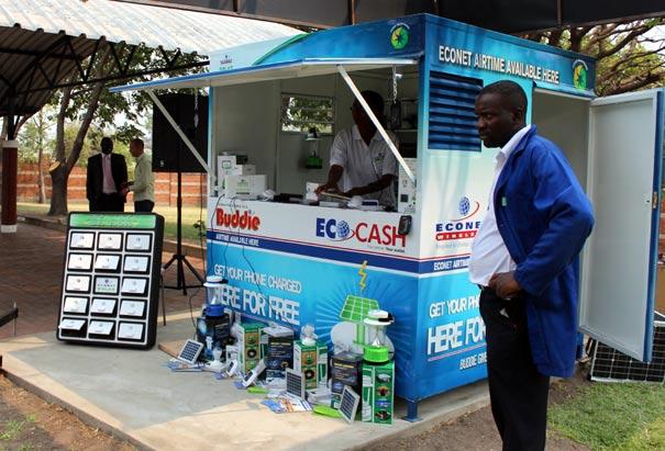 econet green kiosks
