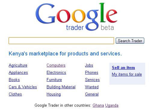 google-trader-kenya
