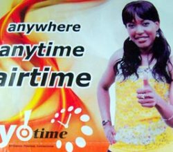 Yo Time Advert
