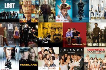 séries de TV