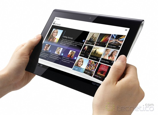 Tablet Sony de 9.4