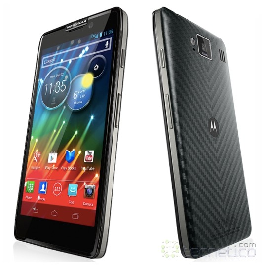 Motorola RAZR HD