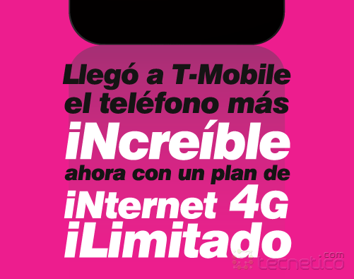 Magenta Hostpot iPhone ad