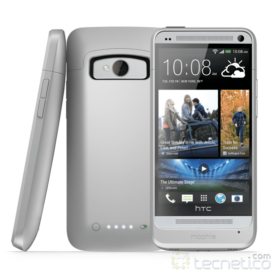 Mophie Juice Pack para el HTC One