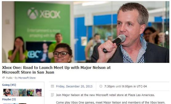 Microsoft Store-Major Nelson