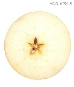 Test almidon fruta pepita tipo Lainburg estado 10