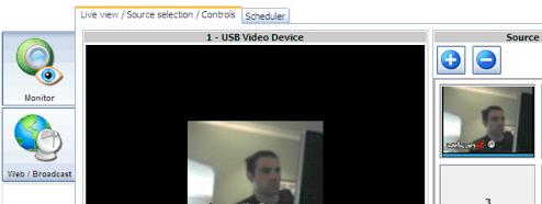 Transmita sua webcam via Internet