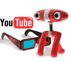 Como ver os vídeos do YouTube em 3D?