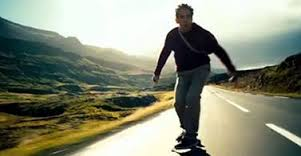 walter mitty skateboard