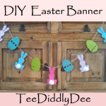 DIY Easter Banner