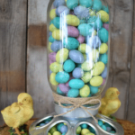 Farmhouse Chick Feeder Candy Dispenser