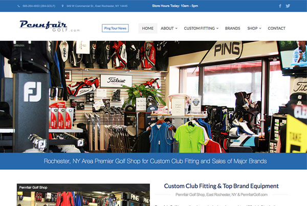 Pennfair Golf Shop