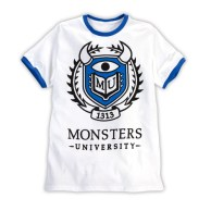Monsters University White T-Shirt