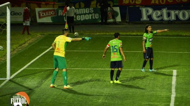 5Santa Tecla vs FAS Jornada 4 Clausura 2015