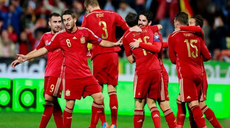 España vence a Bielorrusia y vuelve al triunfo