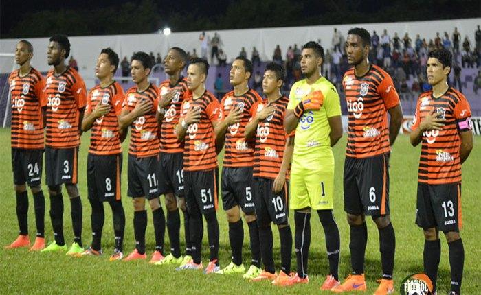 Chalatenango 3-1 Águila / Fecha 7 Apertura 2015