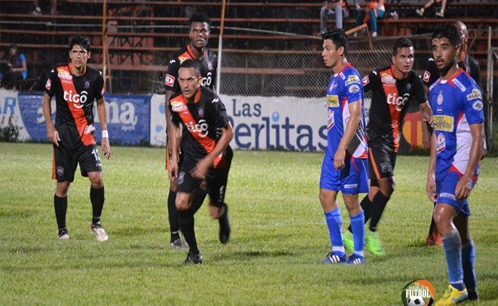 Águila 1-0 Metapán fecha 15 Apertura 2015
