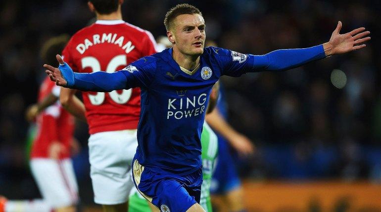 Leicester empata con el United