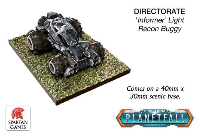 Directorate Recon Buggy - PFBB01