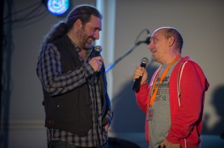 Tommy Krappweis & Bernhard Hoecker