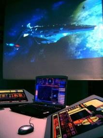 Einspieler und Netzwerktechnik erhöhen Immersion und Interaktivität.
