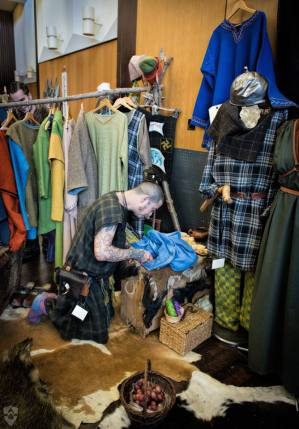 Auch Kelten haben Modebewusstsein