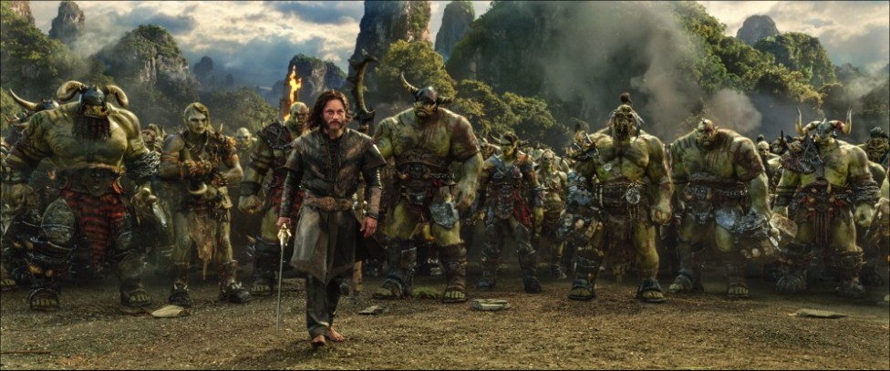 Warcraft: The Beginning (c) Universal Pictures, 2016